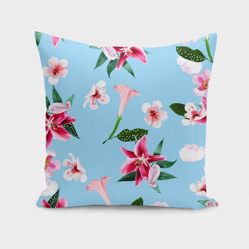 M.S. Oenomel Throw Pillow