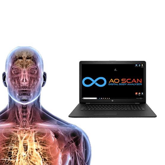 AO Scan - AO Body Scanner, Digital Body Analyzer - Alive Innovations