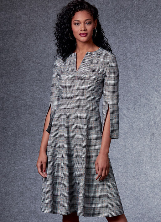 Symönster Vogue Patterns 1724 - Klännning - Dam | Bild 1