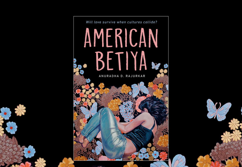 American Betiya By Anuradha D. Rajurkar On Sale 03.09.21