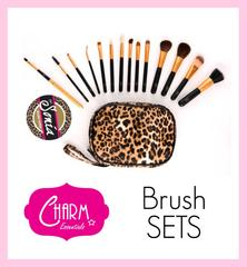 Charm Makeup Brush Sets