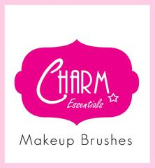 Charm Essentials Makeup Brushes