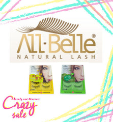 ***CRAZY SALE 2016*** <br/> ALL BELLE LASHES