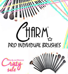 ***CRAZY SALE 2016*** <br/> CHARM PRO SINGLE BRUSHES