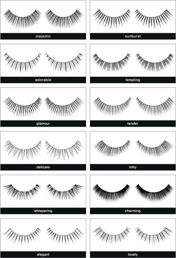3s Pre Glued False Eyelashes Beauty And Minerals