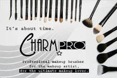Charm PRO 21-pc. Professional Makeup Brush Set