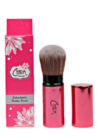 Charm Retractable Powder Brush