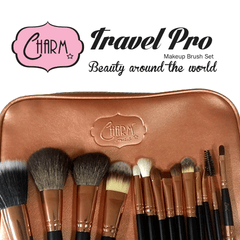 "Charm Travel Pro Set "" Suzie Edition"" -Beauty around the World"