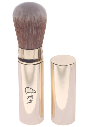 Charm Retractable Blush Brush