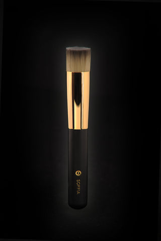 SOFFIA Opulence Perfect Skin Flat Top Foundation Brush
