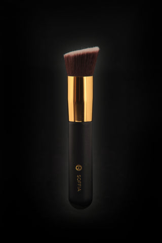 SOFFIA Opulence Perfect Skin Angled Foundation Brush