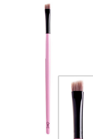 Charm Essentials Vegan Angled Eyeliner Brush