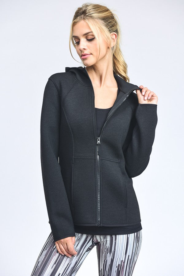 Active Performance Hoodie Jacket