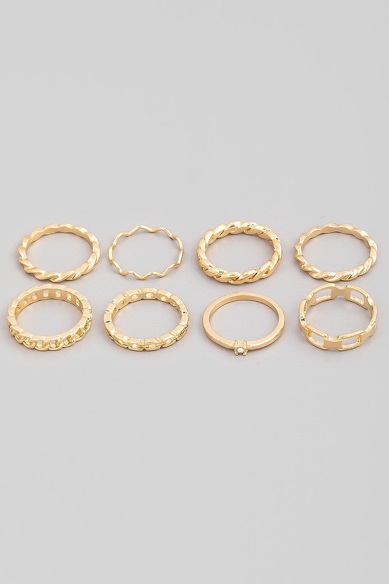 Dainty Rings - Artemisia Clothing Shop