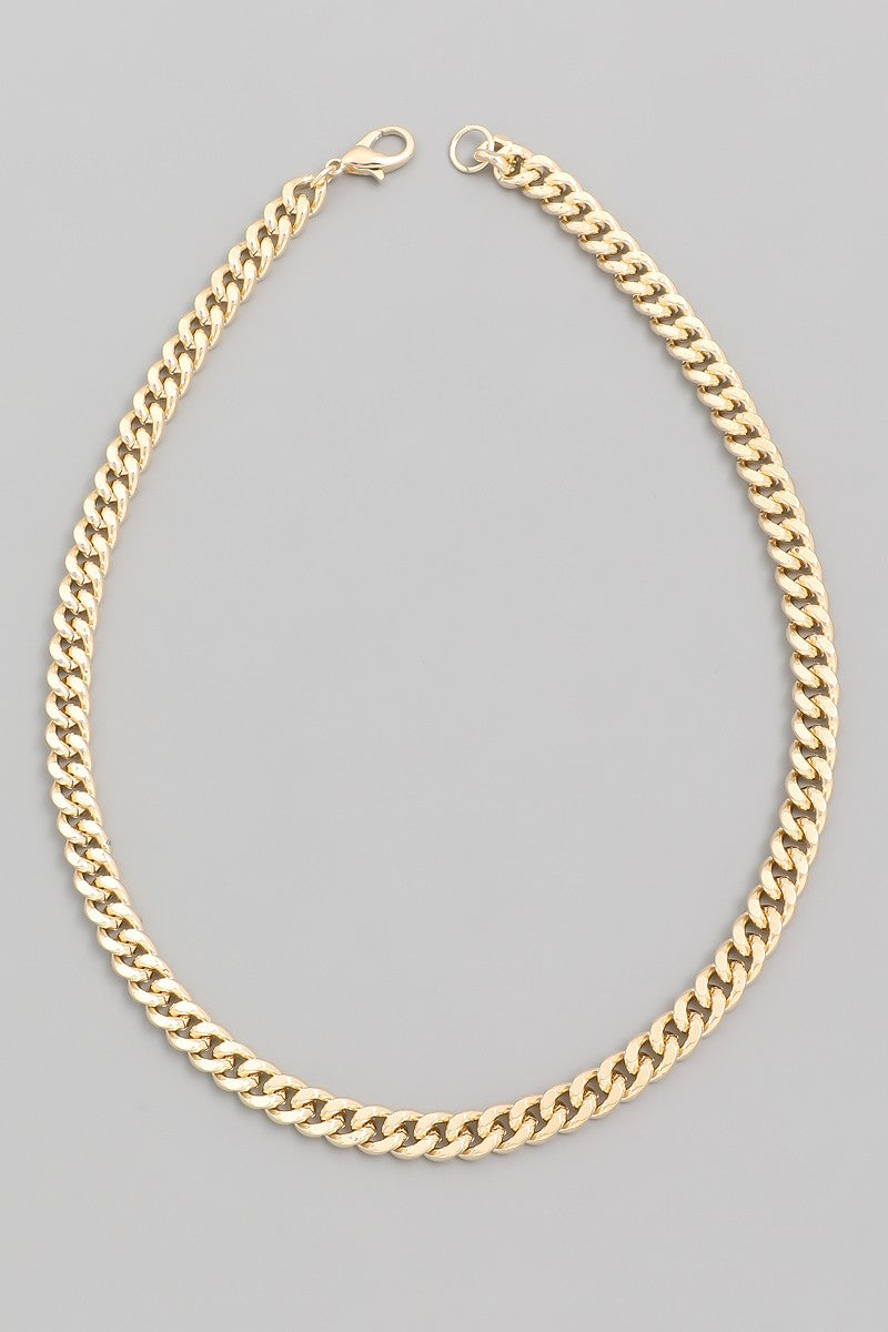Chain Necklace - Artemisia Clothing Shop
