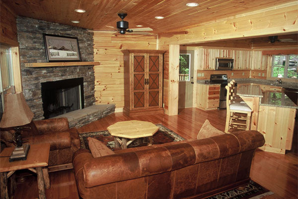 DIY guide to decorating a cabin