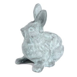 Blackish Blue Rabbit Figurine - FOLKBRIDGE.COM | Buy Gifts. Indian Handicrafts. Home Decorations.