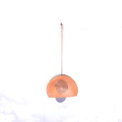 Ceramic Bell Wind Chime - FOLKBRIDGE.COM | Buy Gifts. Indian Handicrafts. Home Decorations.