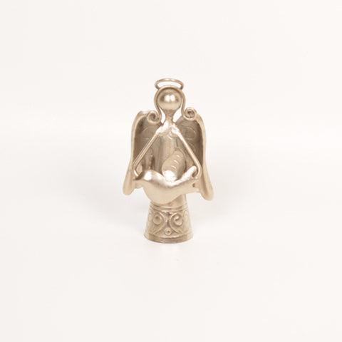 Decorative Angel with Bird, Small - FOLKBRIDGE.COM | Buy Gifts. Indian Handicrafts. Home Decorations.