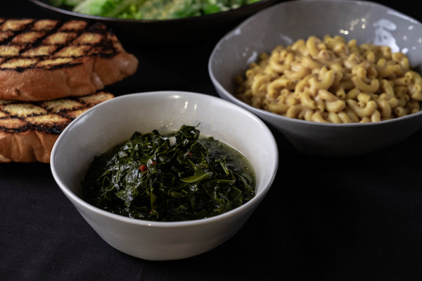 Howl Mac & Chef Braised Collard Greens Recipe photo