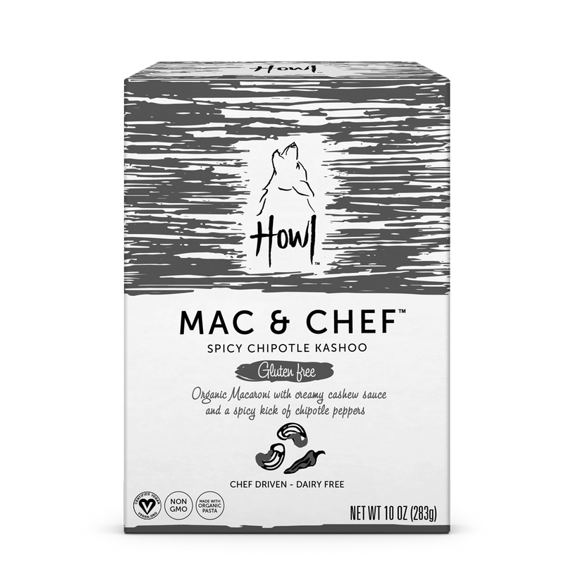Mac & Chef, Spicy Chipotle Kashoo (Gluten Free)