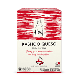 Kashoo Queso, Spicy Chipotle