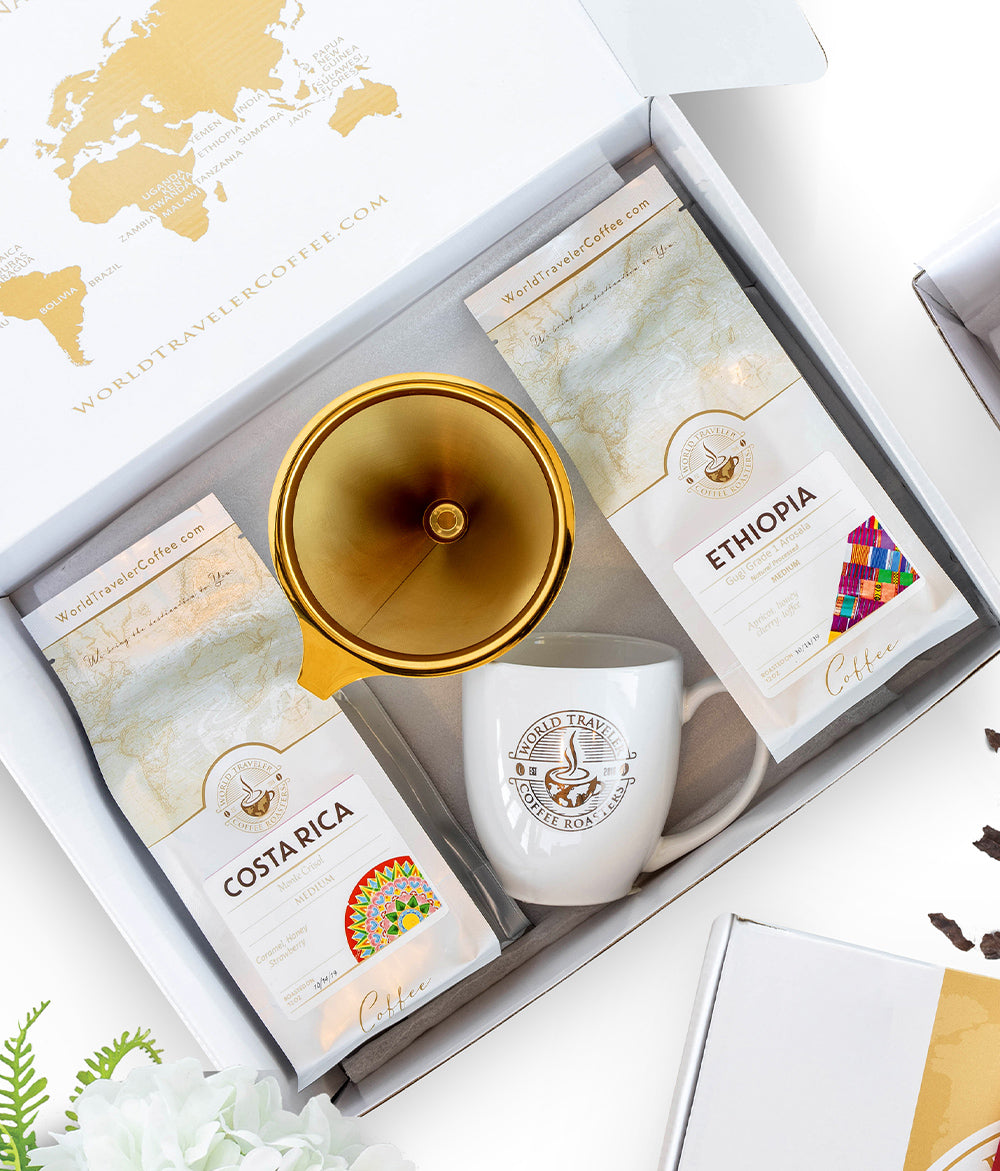World Traveler Gift Box
