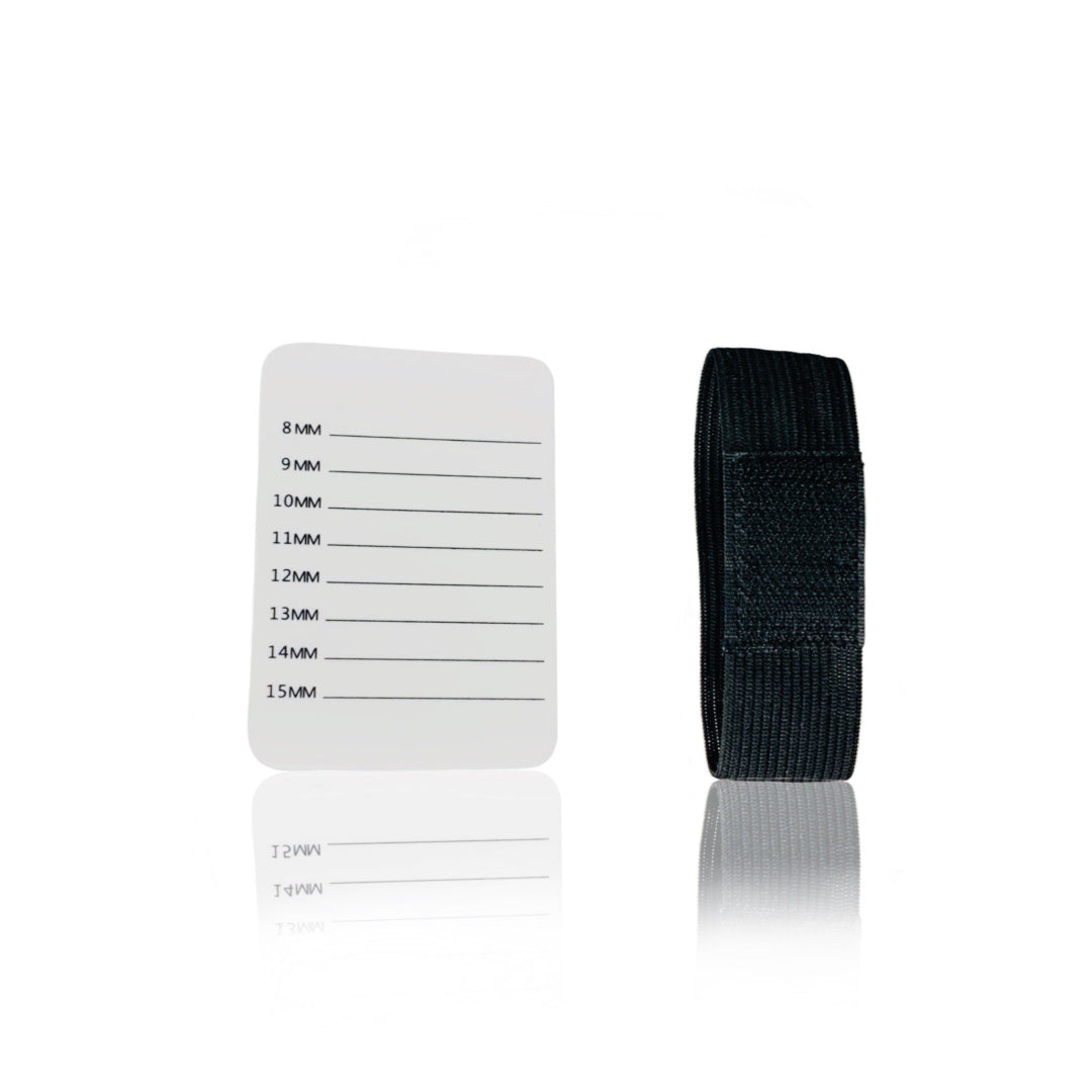 Lash Pallet with Elastic Strip