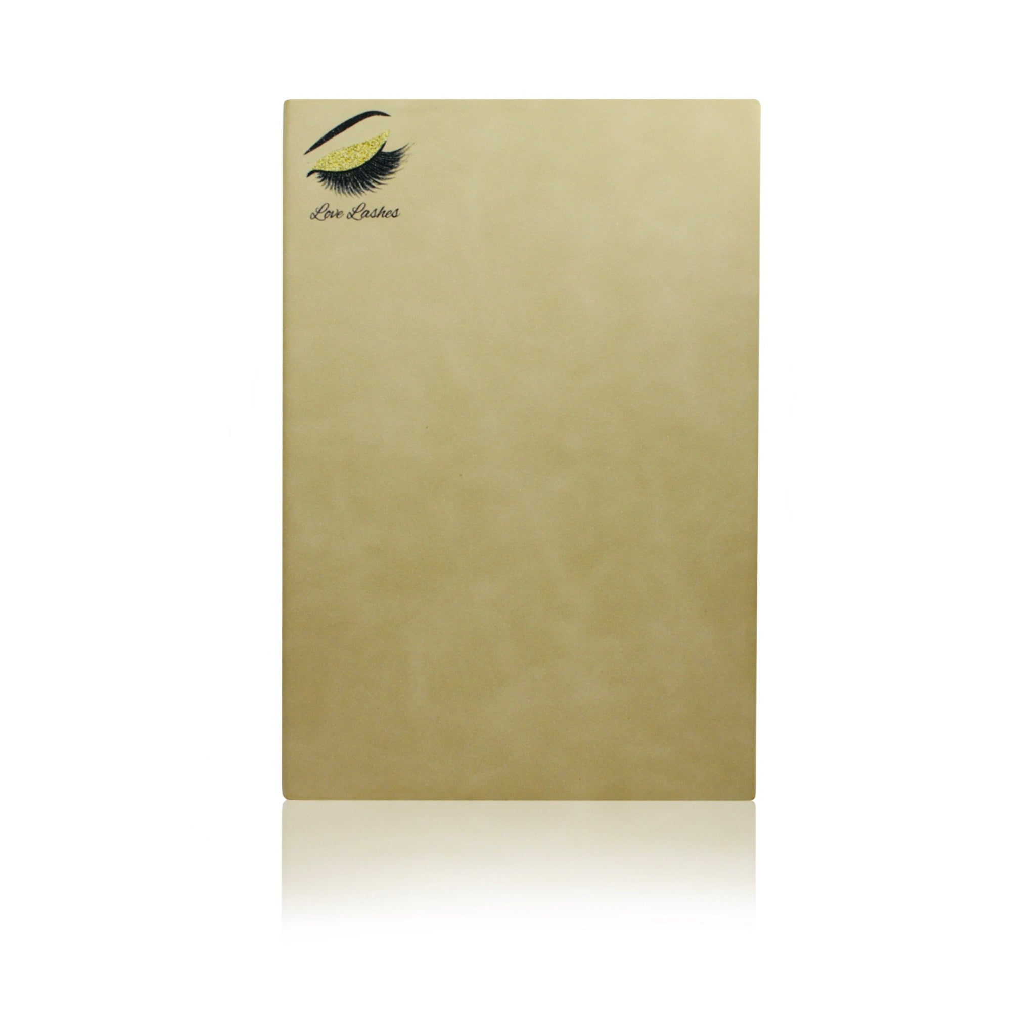 Love Lashes Address and Planner Book