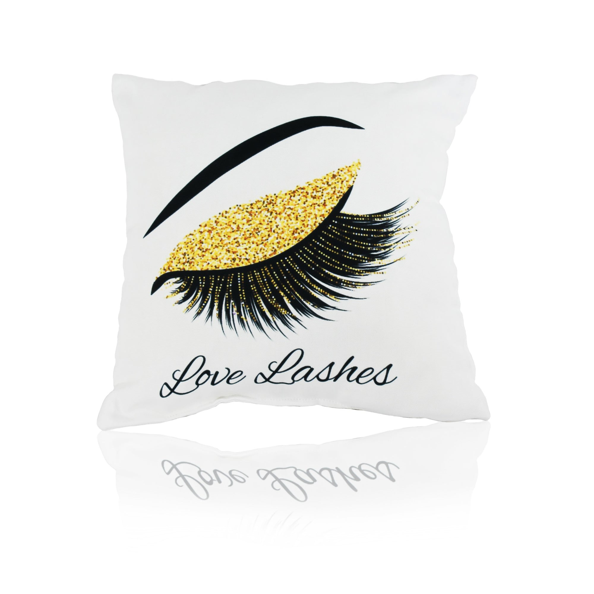 Love Lashes Pillow