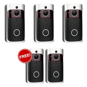 Buy 3+2 FREE Visual Wifi Doorbell