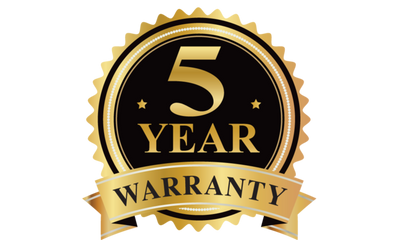 Upgrade Your Purchase to Include the Pure Visage™ Exclusive 5-Year Extended Warranty NOW!