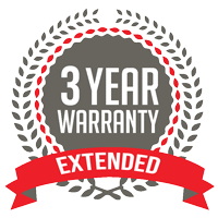 3 Year Extended Warranty - Pure Visage