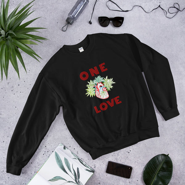 One Love Sweatshirt