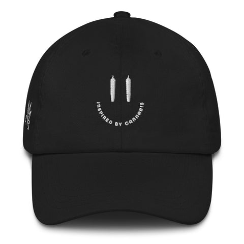 Smile Be Inspired Dad Cap