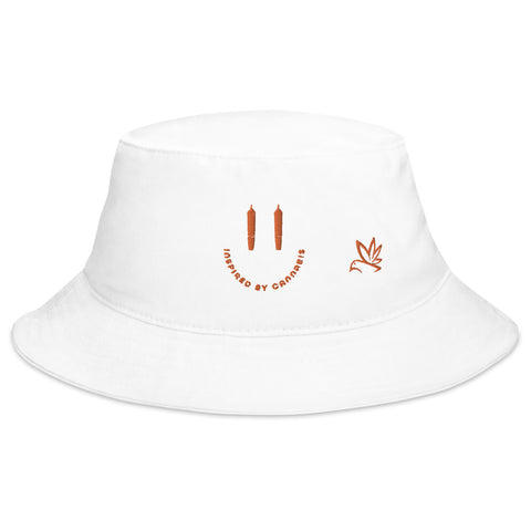 Smile Be Inspired Bucket Hat