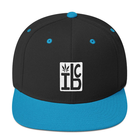 "Snap Back ""IBC"" Logo Hat"