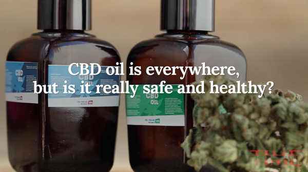 Time Magazine: CBD Oil Is Everywhere, But Is It Really Safe and Healthy?