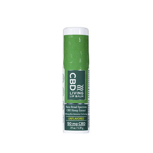 CBD Living Lip Balm 50 mg