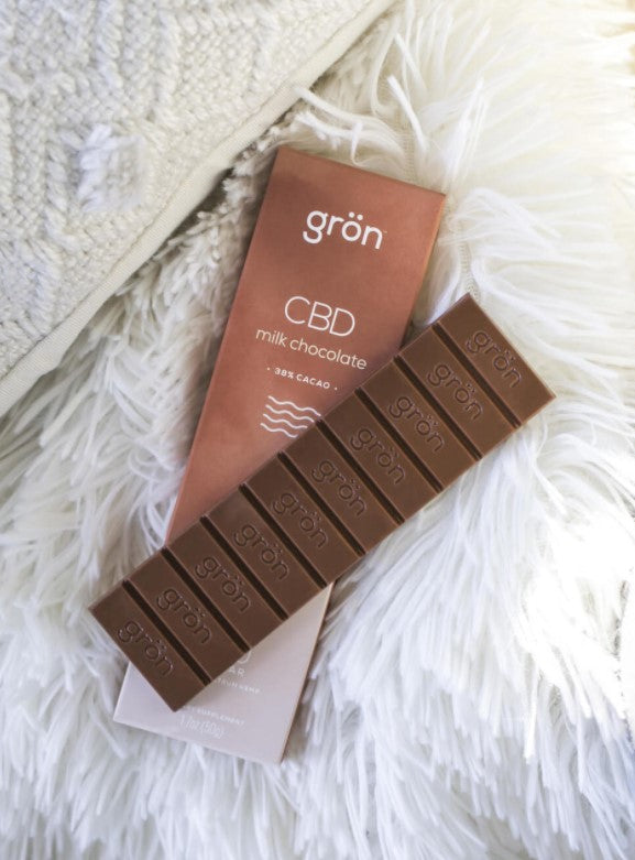 GRON - CBD Milk Chocolate - 200mg