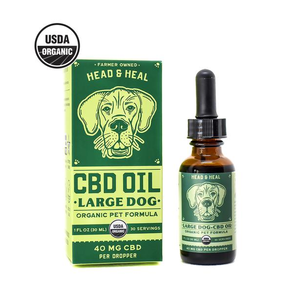Head & Heal - Large Dog - 1200mg