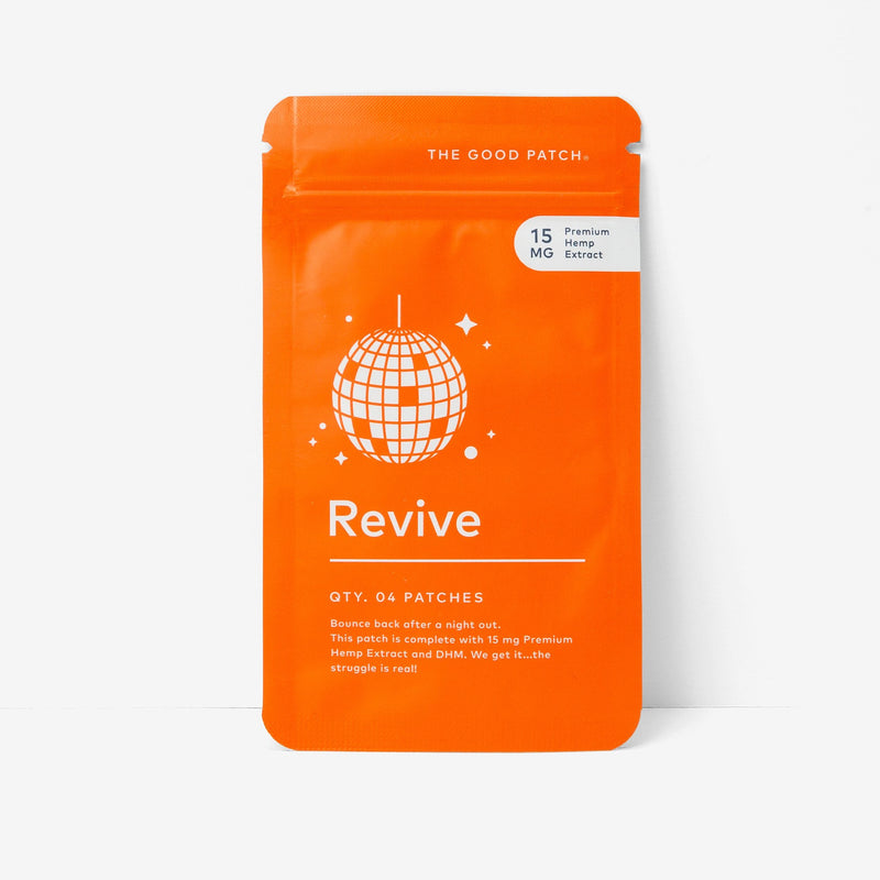 The Good Patch | Revive |     4 Pack