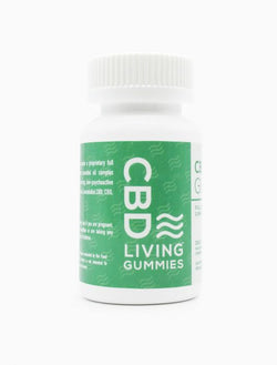 CBD Living - Sour Gummies - 30ct  10 mg