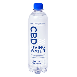 CBD Living - Water - 16.9oz  10mg