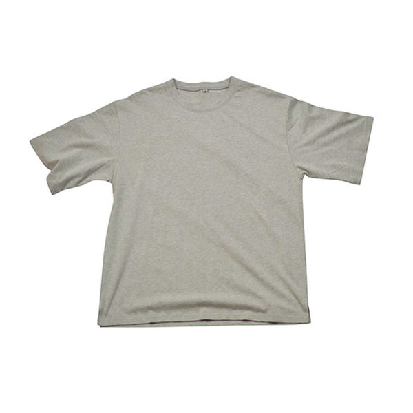 Heather Grey Drop Shoulder Box Tee (Unisex) // zargara streetwear hypebeast highsnobiety complex // www.babesngents.com
