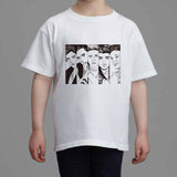 One Direction 1D Kids White Tee (Unisex) // Harry styles zayn malik liam payne niall horan louis tomlinson // Babes & Gents // www.babesngents.com
