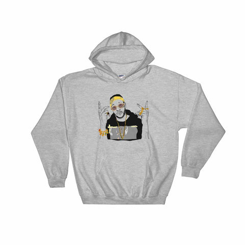 2 Chainz two Grey Hoodie Sweater (Unisex)