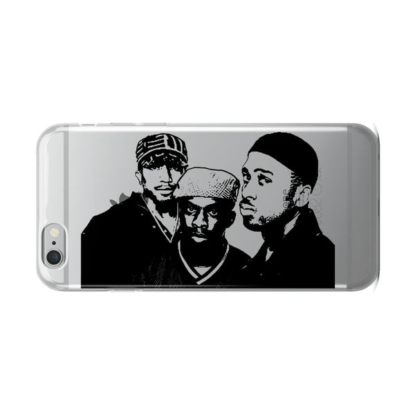A Tribe Called Quest iPhone Phone Case  // Babes & Gents // www.babesngents.com