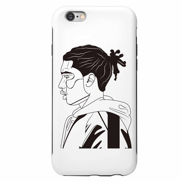 ASAP Rocky Apple IPhone 4 5 5s 6 6s Plus Galaxy Case // ASAP MOB // Babes & Gents // www.babesngents.com