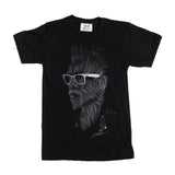 Best Art on shirt for girls or guys in Black. From Ottawa, Canada, By Babes & Gents.